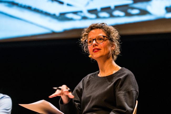 Sofie De Caigny (Foto: Dries Luyten)