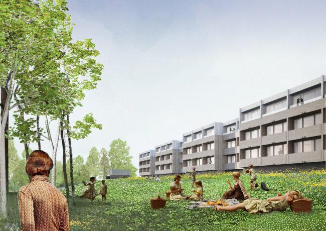 Destelheide (Foto: Compagnie-O architects)