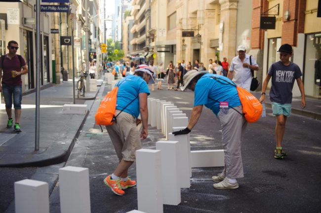 Dominoes Melbourne (Foto: Sarah Walker)