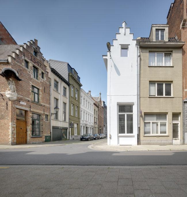 One Room Hotel, Antwerpen (Foto: Bart Gosselin)