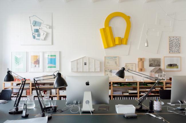 Architectenbureau Bart Dehaene (Foto: Karen Van der Biest)