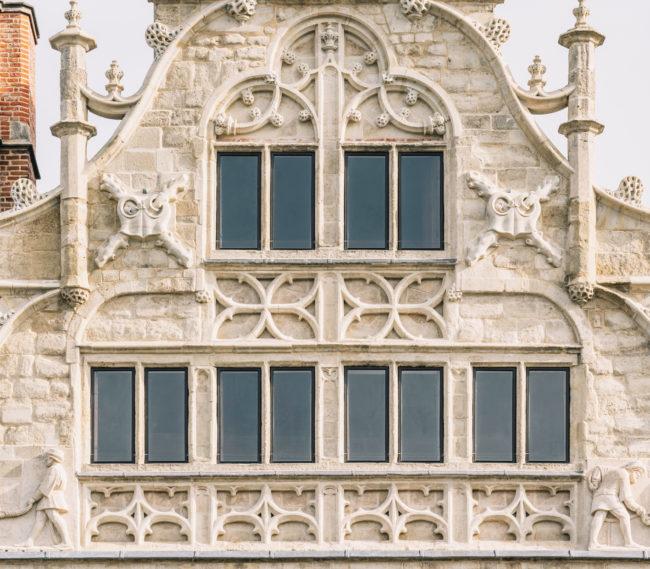 Herbestemming Huis van de Vrije Schippers (Gent) tot Havenhuis North Sea Port (Foto: Allt)