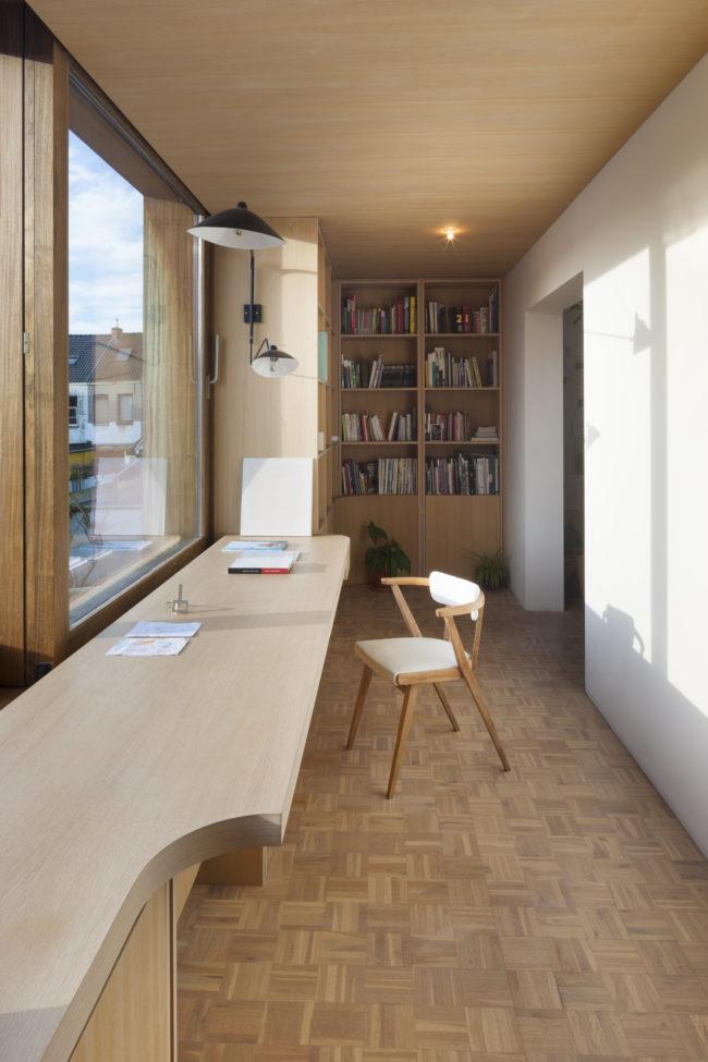 Atelierwoning Ae architecten (Foto: Liesbeth Goedschalks)