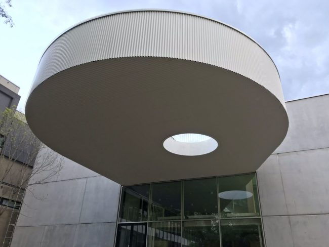 Campus Henleykaai Sport- en klasruimte, Bob McMaster architecten, BEL Architecten (Foto: Bob McMaster architecten)