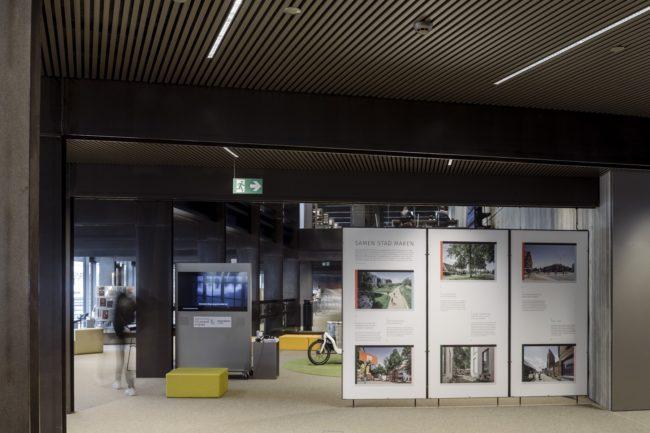 Expo Samen Stad Maken (Beeld: Olmo Peeters)